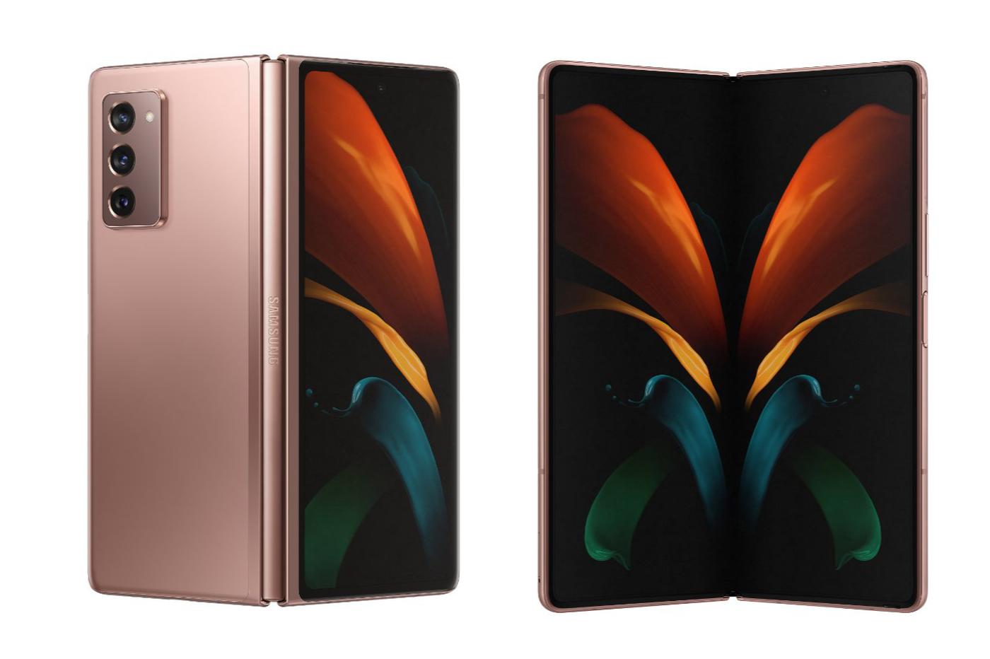 Ecrans Samsung Galaxy Fold 2