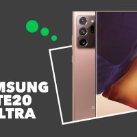 Avis Samsung Galaxy Note20 Note20 Ultra