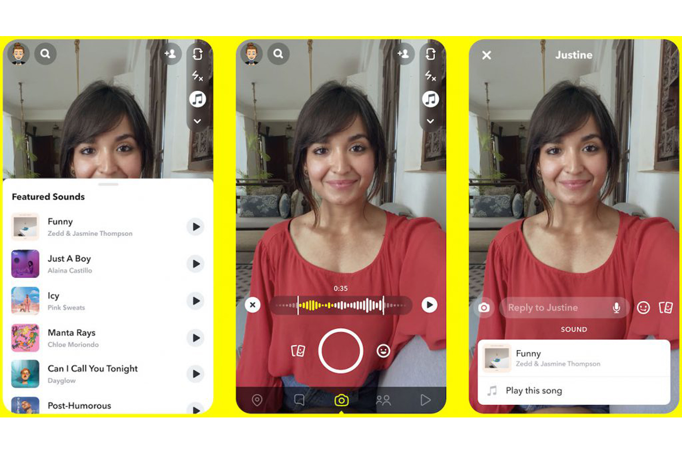 Snapchat Tik Tok