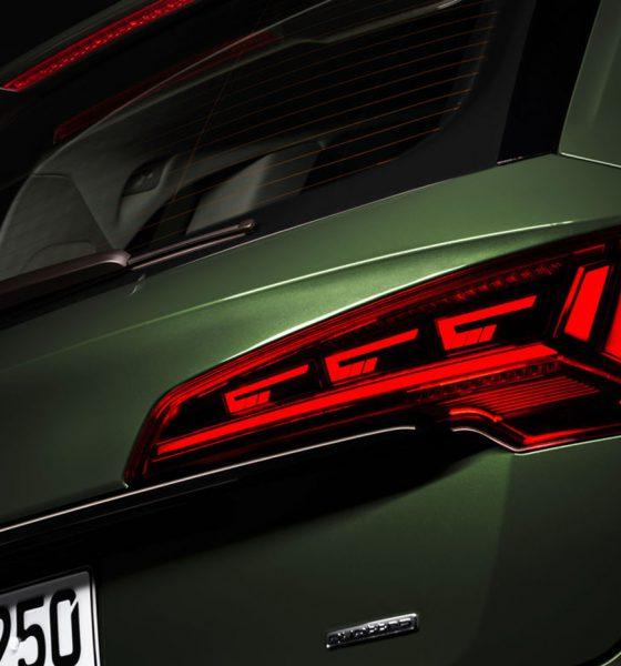 Feux Digital OLED Audi Q5 2020
