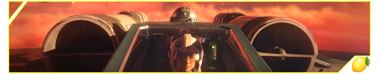 Bannière Presse-citron Star Wars Squadrons