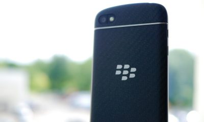 BlackBerry de retour