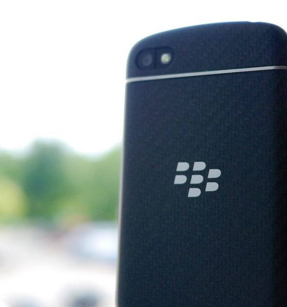 BlackBerry de retour