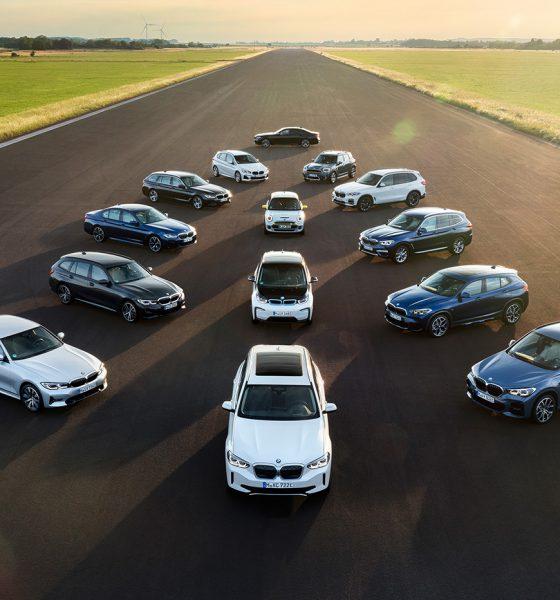Plus de 7 millions de BMW électrifiées d'ici 2030