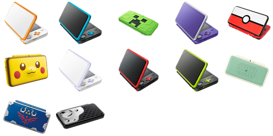 New Nintendo 2DS XL Collector