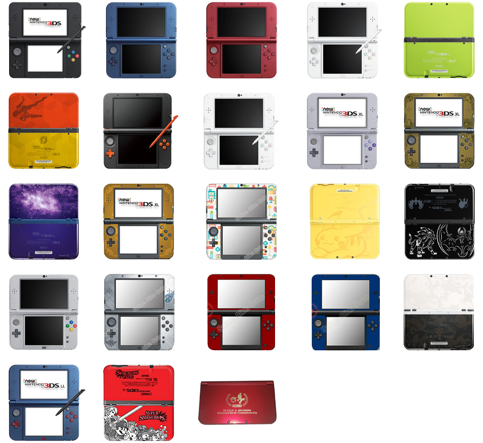 New Nintendo 3DS XL Collector