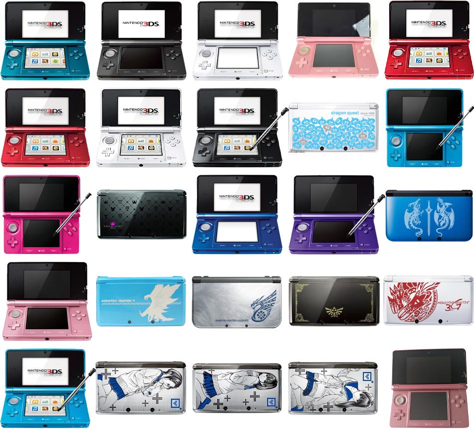Nintendo 3DS Collector