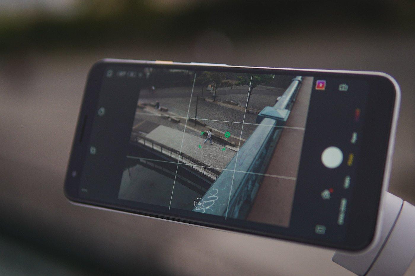DJI Osmo Mobile 4 ActiveTrack