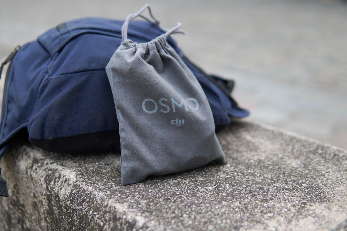 DJI Osmo Mobile 4 housse