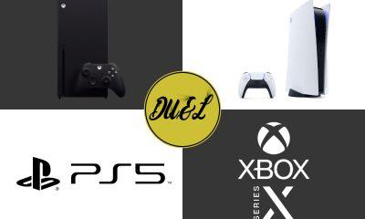 Duel Next-Gen Xbox Series X - PS5
