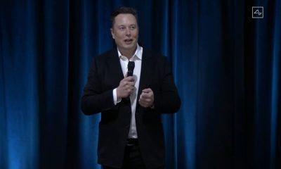 Elon Musk presente Neuralink