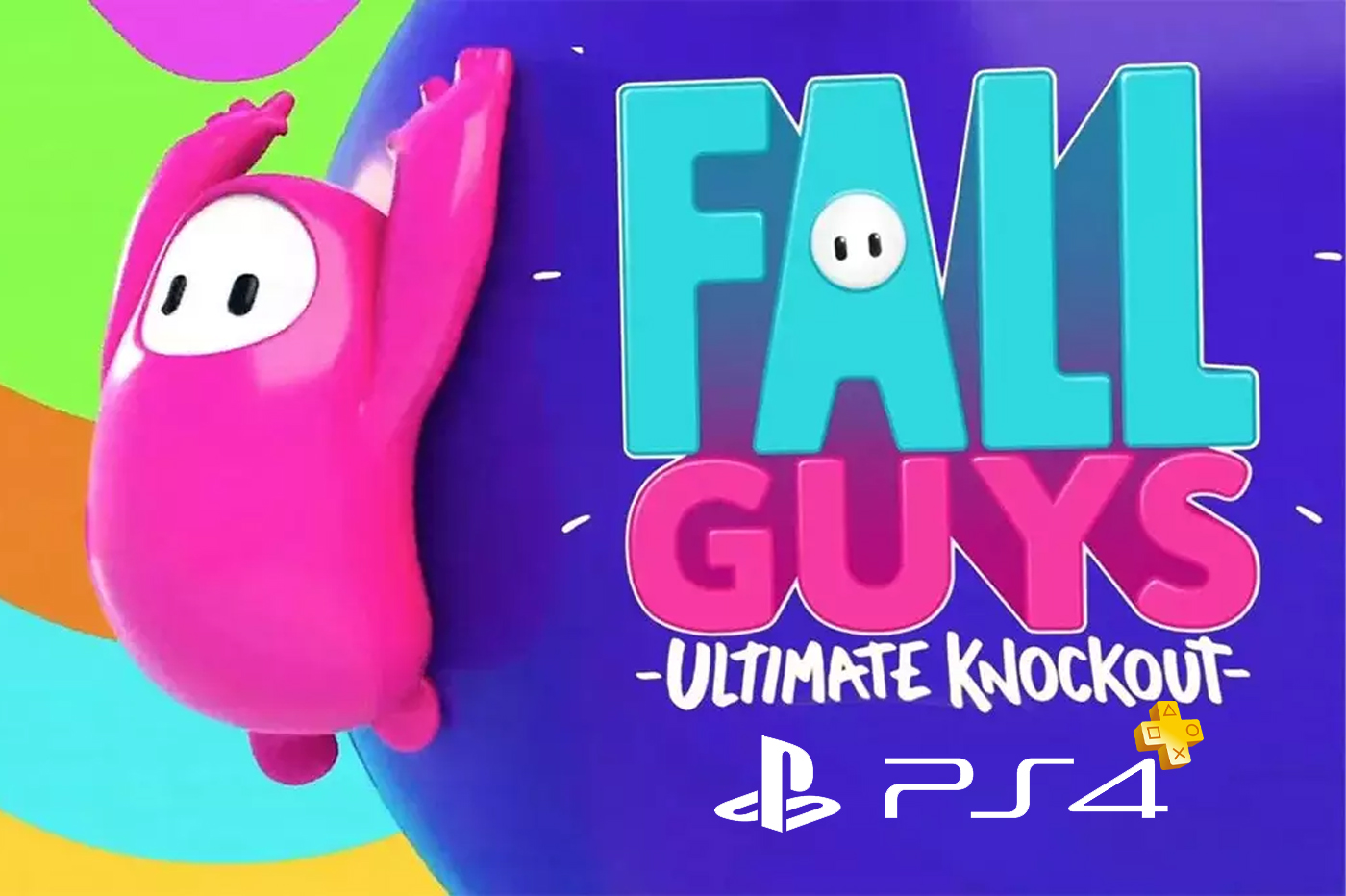 Fall Guys PS4 Record Historique