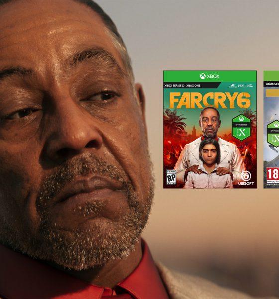 Pas de jeux physique pour les collectors de FarCry 6 et Assassin's Creed Valhalla