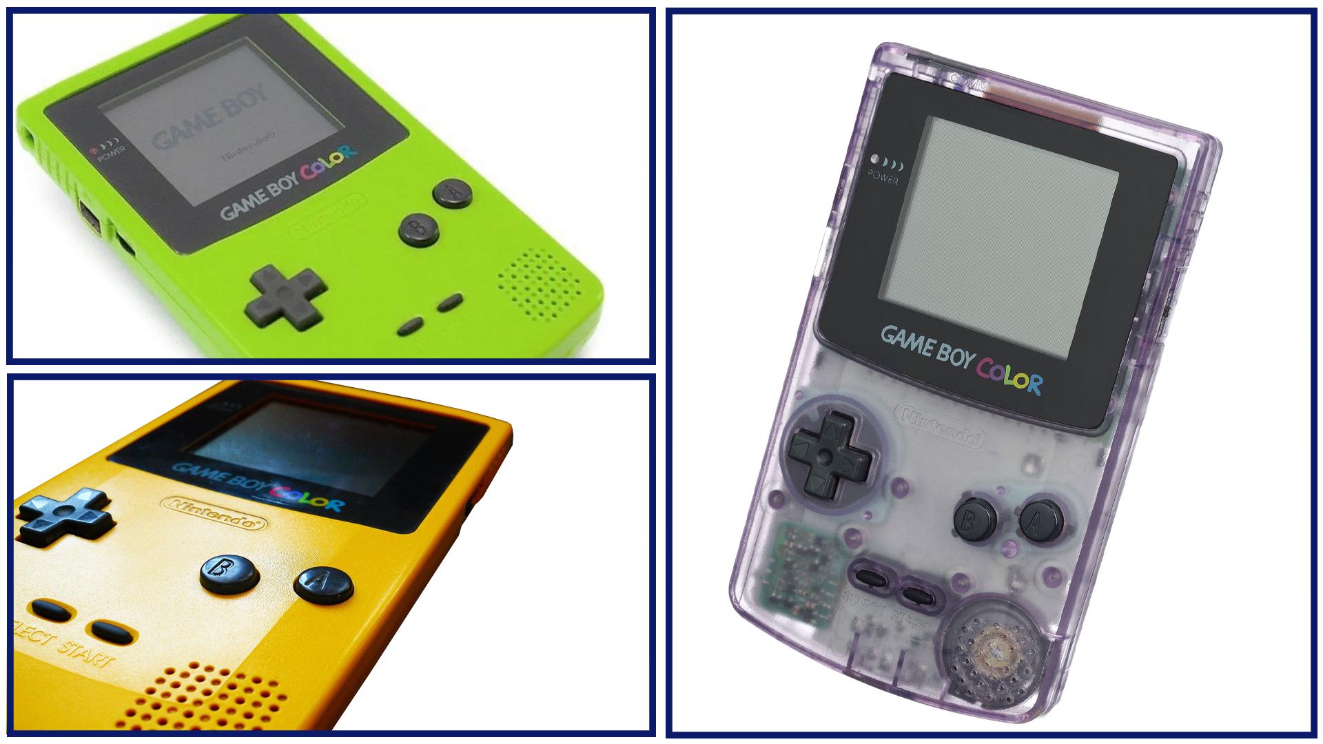 Fiche Game Boy Color