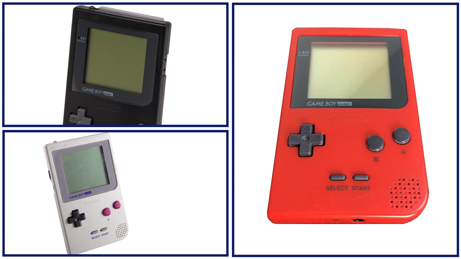 Fiche Game Boy Pocket