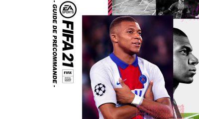 FIFA 21 Guide Précommande
