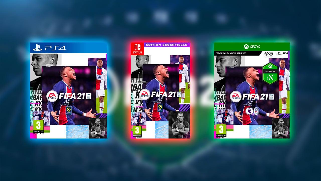 FIFA 21 Édition Standard