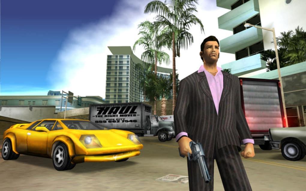GTA Vice City Exclu 2 ans PS2