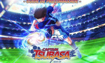 Guide de Précommande Captain Tsubasa