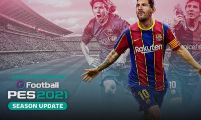 eFootball PES 2021 Guide Précommande