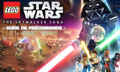 LEGO Star Wars La Saga Skywalker