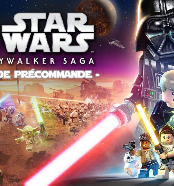 LEGO Star Wars La Saga Skywalker