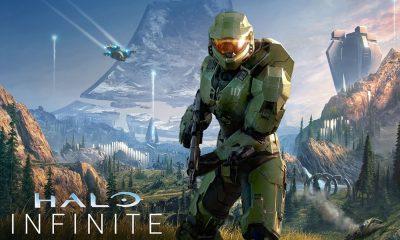 Halo Infinite Repoussé à 2021