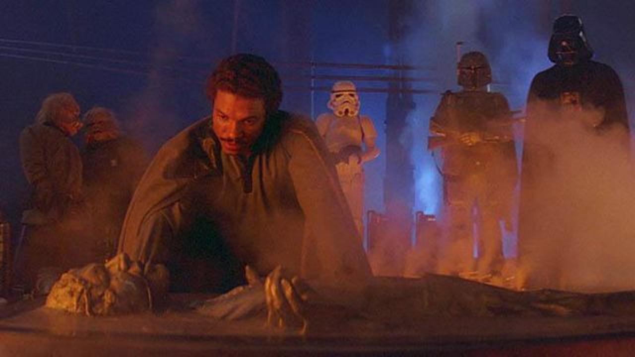 Star Wars Han Solo Absent Retour du Jedi ?