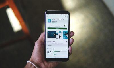 Hello Bank App