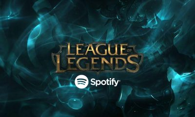 League of Legends partenariat Spotify