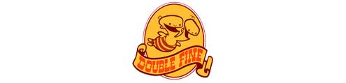 Logo Double Fine Productions