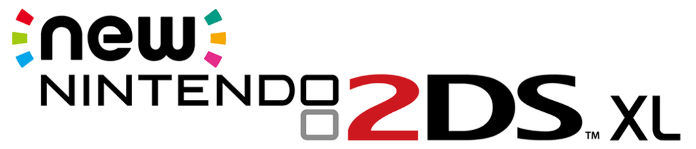 Logo New Nintendo 2DS XL