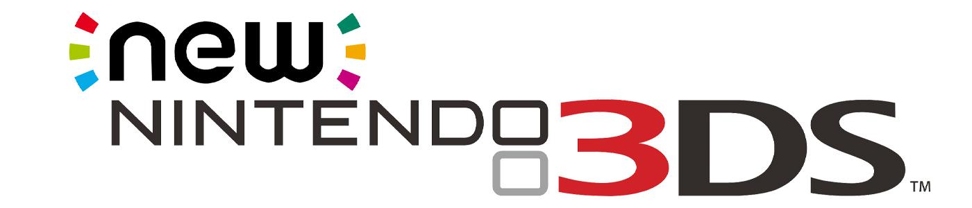 Logo New Nintendo 3DS