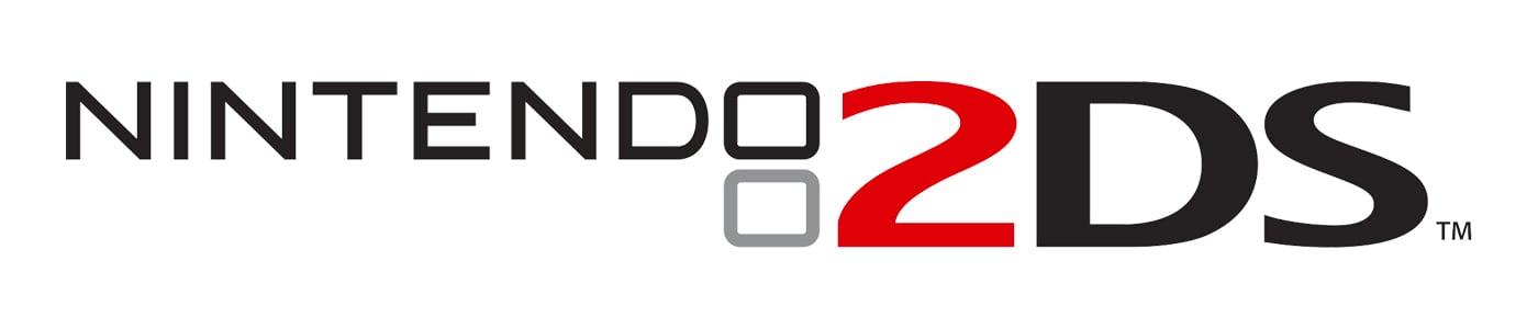 Logo Nintendo 2DS