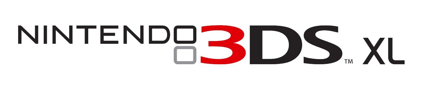 Logo Nintendo 3DS XL