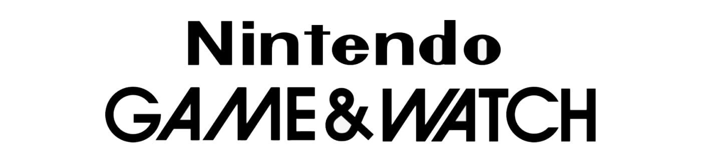Logo Nintendo Game & Watch
