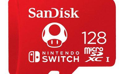 microSD Nintendo Switch Sandisk