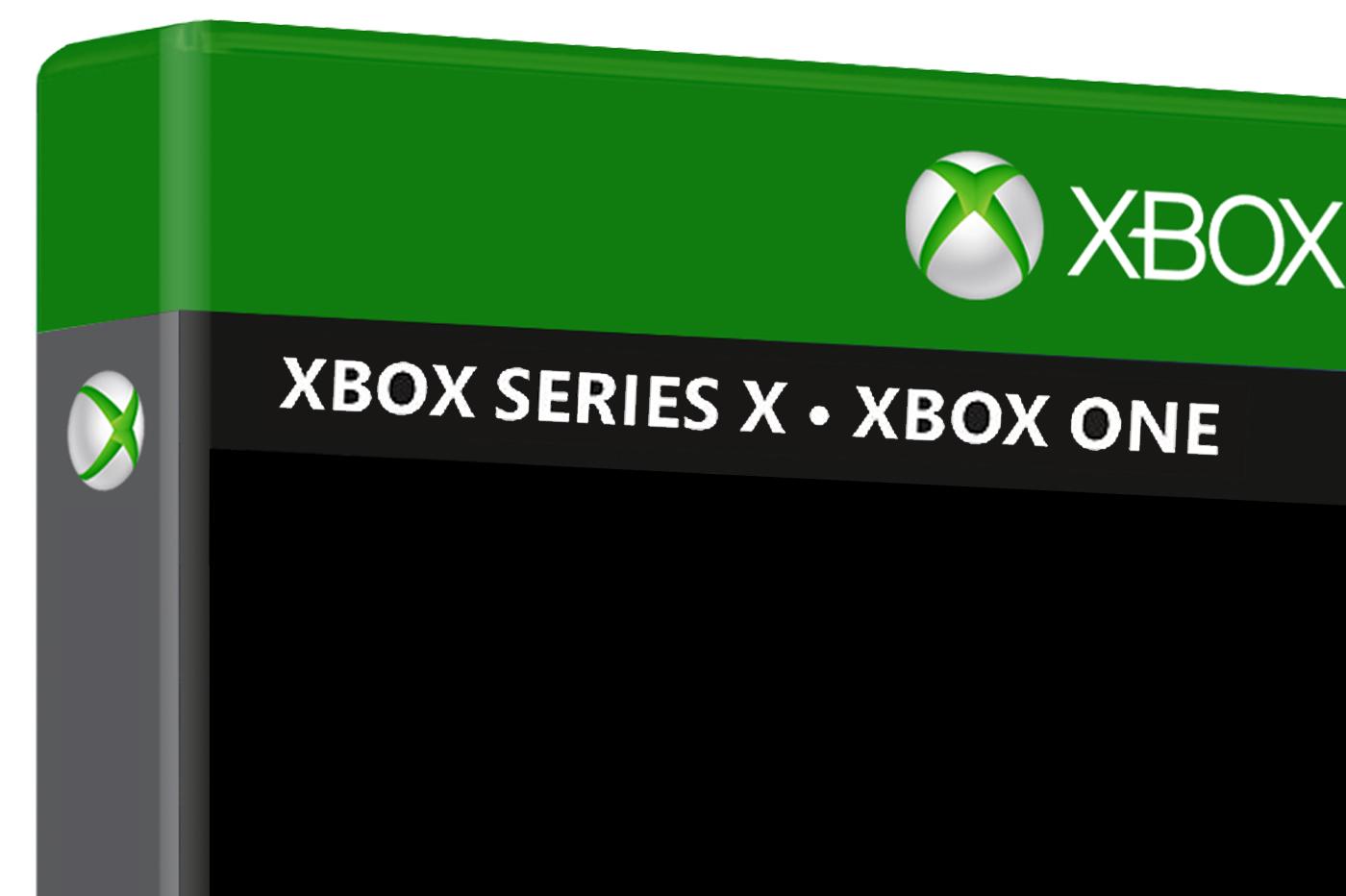 Nouvelles Jaquettes Xbox Series X
