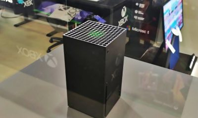 Premières photos Xbox Series X