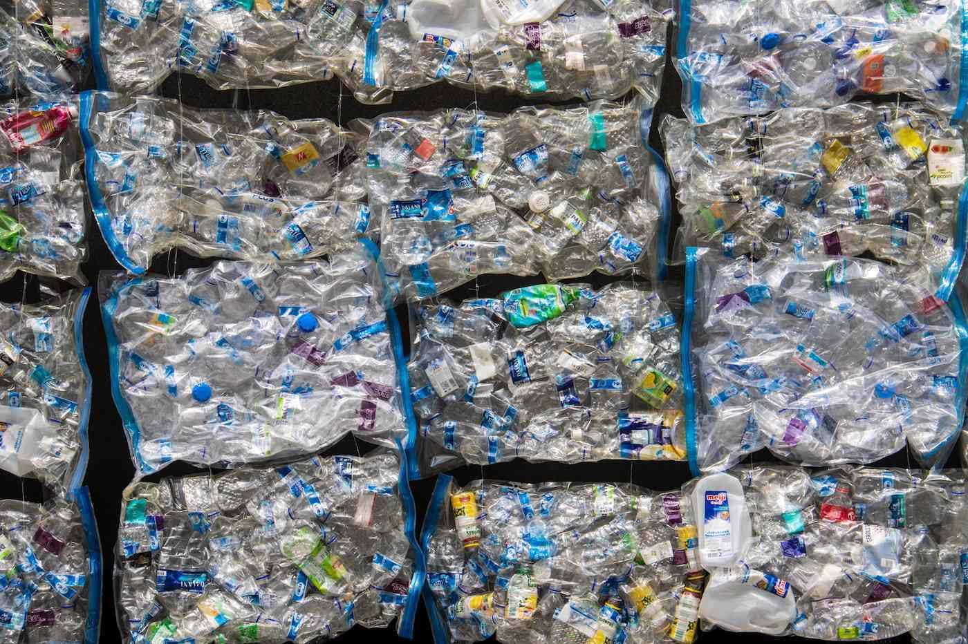 Plastique Pollution Decouverte Recyclage