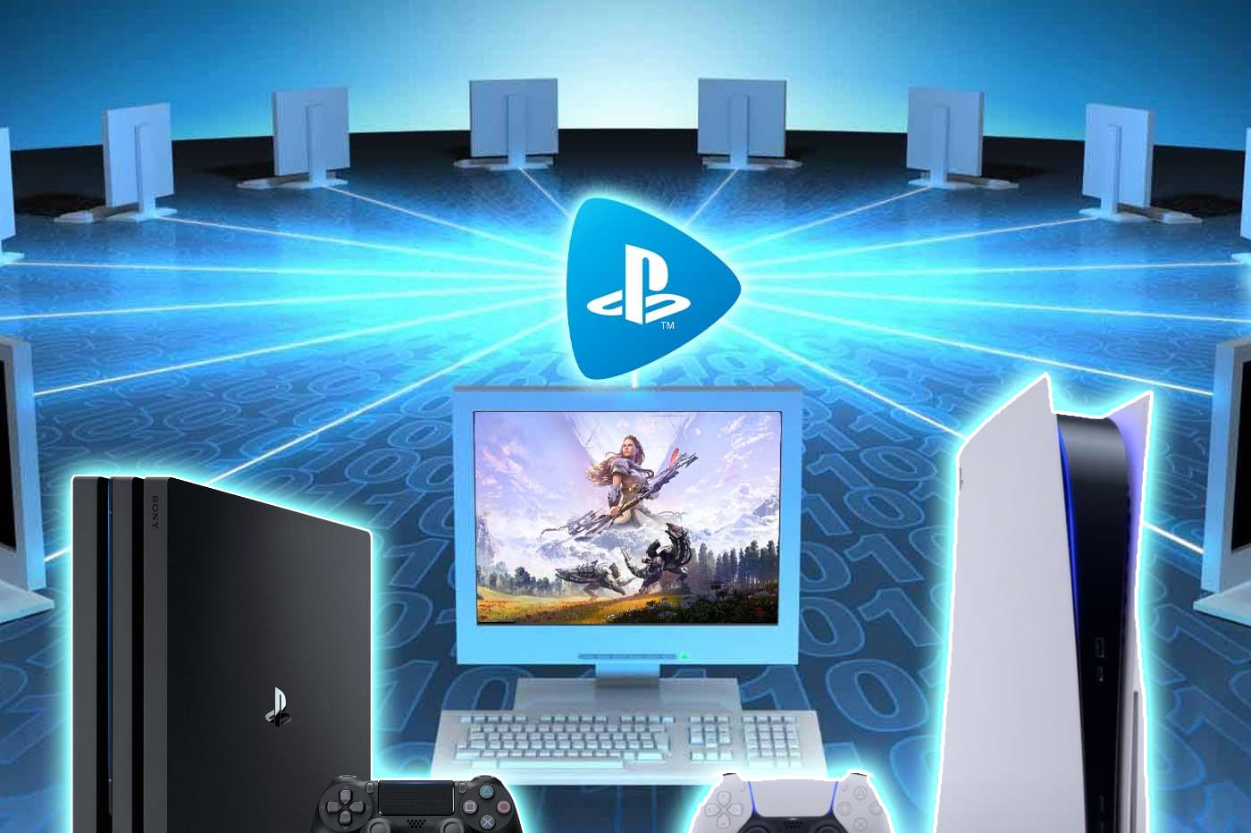 Portage jeux PS4 sur PC et nouveaux studios pour la PS5