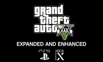 Premières Informations GTA V PS5 et Xbox Series X