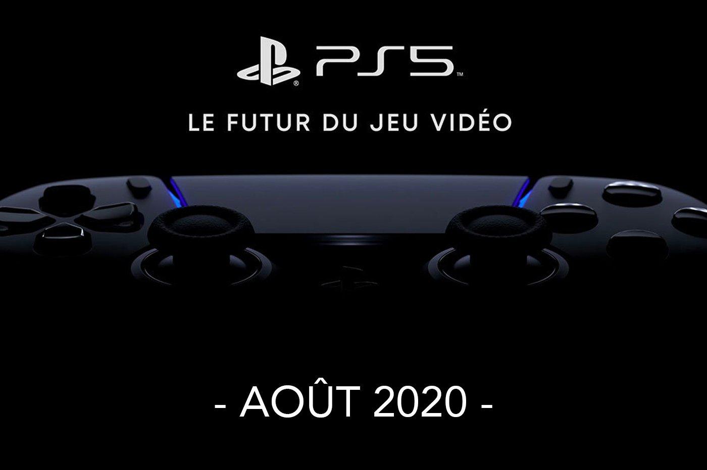 Conférence PS5 Août 2020