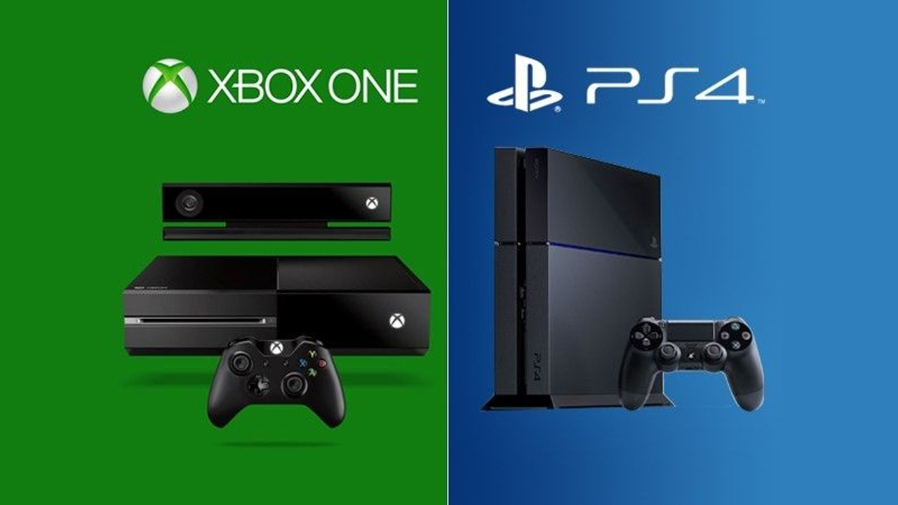PS4 Xbox One Aout 2013