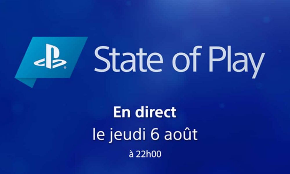 State of Play du 6 août 2020 sur PS4, PSVR et PS5