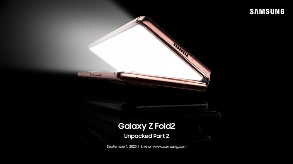 Samsung Galaxy Z Fold 2 Unpacked