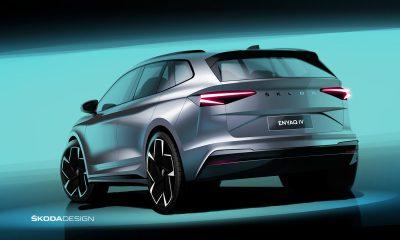 Design Škoda Enyaq iV 2021