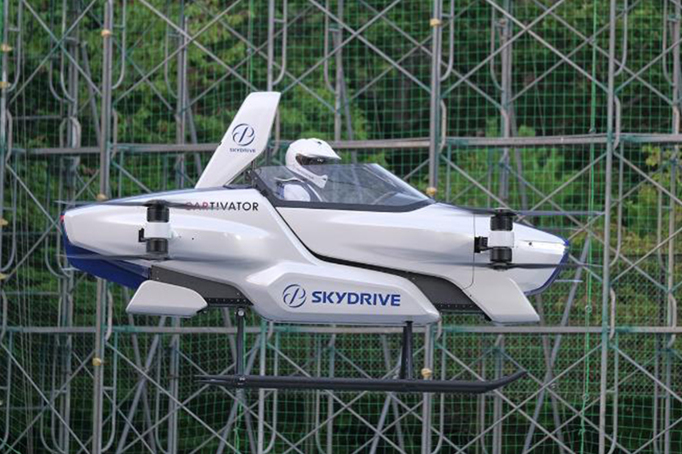 SkyDrive voiture volante