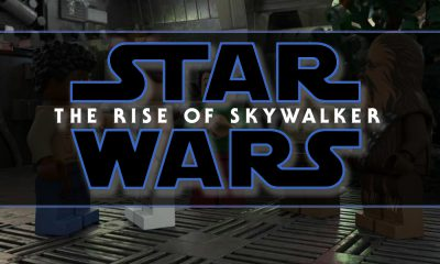 Suite Star Wars IX L'Ascension de Skywalker Disney+ LEGO