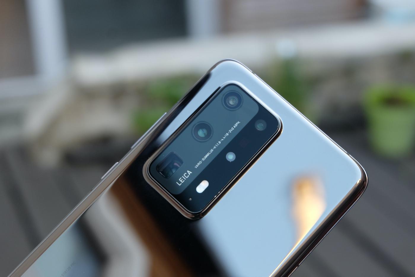 test huawei p40 pro plus appareil photo